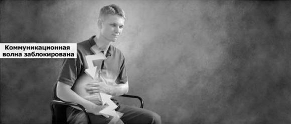 Общение с телом ухудшается, когда человек болеет или получает травму.  «Ассист-прикосновение» помогает восстановить способность человека поддерживать полное общение с больной или травмированной частью тела.