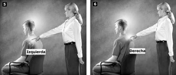 Una ayuda de toque debe incluir las extremidades y la espina dorsal. Si se hace de manera correcta, la Ayuda de Toque puede acelerar la capacidad del thetan para curar o para reparar un malestar de su cuerpo.