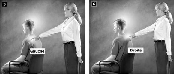 Un procédé d'assistance par le toucher doit inclure les extrémités et la colonne vertébrale.  Correctement exécuté, un procédé d'assistance par le toucher peut augmenter la capacité du thétan à guérir ou restaurer plus rapidement une fonction de son corps.