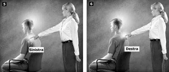 Un'Assistenza tramite tocco deve comprendere le estremità e la spina dorsale. Se viene fatta correttamente può accelerare la capacità del thetan di guarire o riparare una condizione fisica.