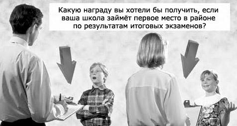 Опрос проводится для того, чтобы получить отклик и получить согласие.