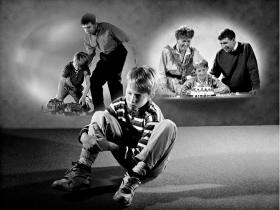 Een kind heeft voor vele facetten van zijn voortbestaan de steun van zijn ouders nodig.  Maar als zij tevens de beslissingen die hij over het leven neemt ernstig belemmeren, wordt hij opgezadeld met een groot probleem dat hem veel zorgen kan baren.