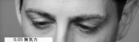 人が目を使って表すことは、トーン・スケールでその人の位置を突き止めるのに役に立つものです。