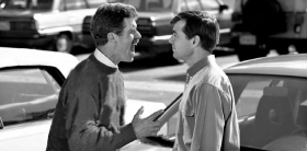 Man kan inte lyfta en person mer än omkring en halv enhet på tonskalan genom att tala med honom.