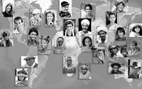 第4のダイナミックとは、種としての人間を通じて生存することです。 白色人種は第3のダイナミックと見なされますが、全人類は第4のダイナミックと考えられます。