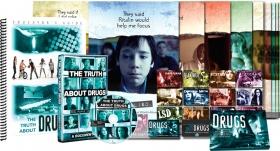 """Pacchetto educativo """"La Verità sulla Droga"""""""