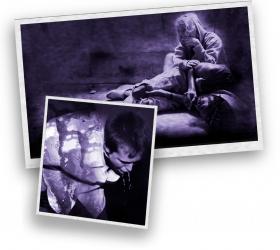 L'astinenza da eroina è un'esperienza terrificante che inizia a torturare il corpo poche ore dopo l'ultima dose. Per gentile concessione di istock.com/Peeter Viisimaa