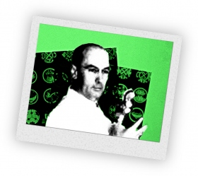 Albert Hofmann Créditos fotográficos: Fundación Albert Hofmann