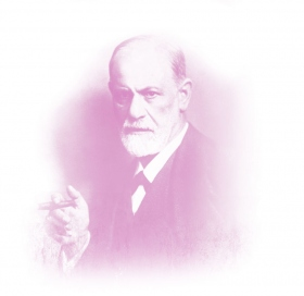 Austrian psychoanalyst Sigmund Freud. (Photo credit: Freud Museum Photo Library)