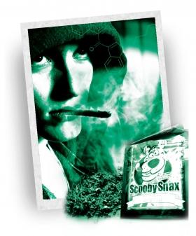 """Szintetikus marihuána Nem """"természetes repülés"""""""