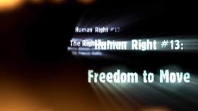 Menneskerettighed nr. 30 Ingen kan tage dine menneskerettigheder fradig