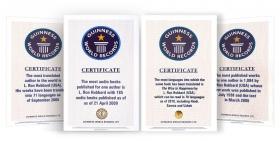 Livro dos Recordes Mundiais Guinness