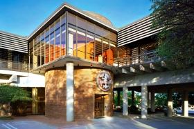 Scientologická církev Dallas v Texasu ve Spojených státech Amerických