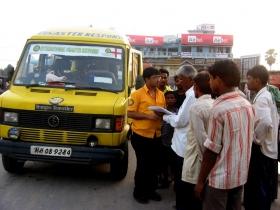 Scientology Volunteer Minister Mohammad in Bihar