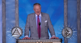 "Mr. Oscar Goodman, Mayor of Las Vegas, Nevada: ""... As the mayor of the fastest-growing city, I look forward to partnering with you as the fastest-growing religion. Yours is a selfless but extremely rewarding endeavor and one that I hold in high regard."""