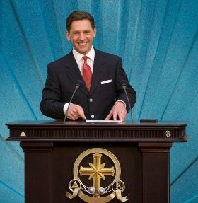 Mr. David Miscavige, ecclesiastical leader of the Scientology religion, officially opened the doors to the new Church in the Bay Area.