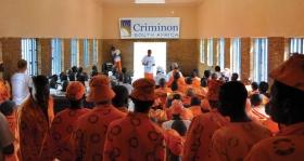 Criminon prison group