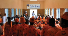 Criminon prison group