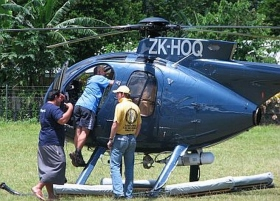Scientology Volunteer Ministers help in Samoa