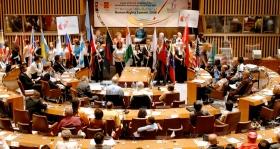 Mensenrechten evenement bij de Verenigde Naties