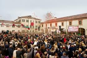 Sabato 27 ottobre, oltre 7.000 Scientologist da tutta Italia ed Europa si sono radunati con gli ospiti e le autorità per inaugurare la Chiesa Ideale di Scientology di Padova.