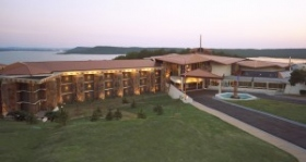 Het Narconon Arrowhead drugsrehabilitatiecentrum in Oklahama