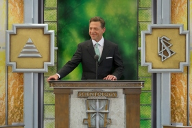 Underscoring the significance of the opening, Mr. David Miscavige, Chairman of the Board Religious Technology Center and ecclesiastical leader of the Scientology religion, led the dedication ceremony.