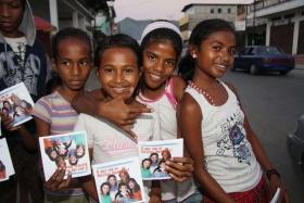 Kelet-Timor