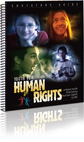 Manual do Professor da Youth for Human Rights