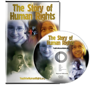 The Story of Human Rights DVD—Youth Version