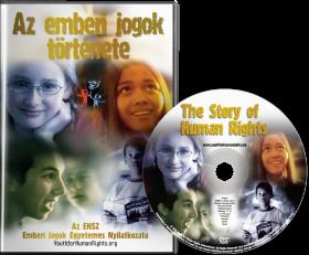 Azemberi jogok története  DVD – ifjúsági kiadás