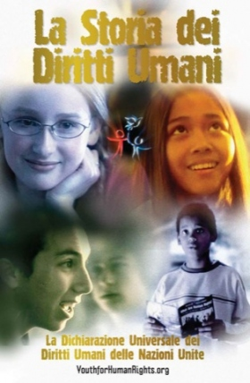 Opuscolo Sulla Storia dei Diritti Umani—Versione per Giovani