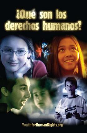¿Qué son los Derechos Humanos? Folleto —Edición Juvenil