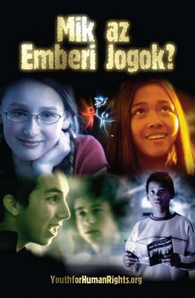 Mik az emberi jogok? füzet – ifjúsági kiadás
