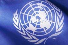 1945-ben ötven ország gyűlt össze San Franciscóban, és megalapította az Egyesült Nemzetek Szervezetét, hogy megvédje és elősegítse a békét.
