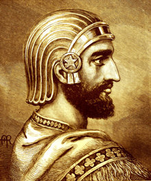 Ciro el Grande, el primer rey de Persia, liberó a los esclavos de Babilonia, en 539 a.C.