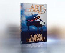 Tapasztalt szakemberek használják L.Ron Hubbard könyvét, amely meghatározó mű magának a művészetnek és a művészet rendszerezésének témájában.