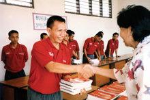 Κρατικές υπηρεσίες και υψηλόβαθμοι σωφρονιστικοί υπαλληλοί σε όλο τον κόσμο έχουν υιοθετήσει επισήμως το πρόγραμμα Κρίμινον.