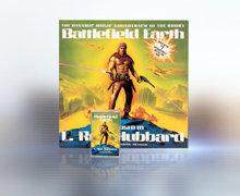L'album Terre, champ de bataille de L. Ron Hubbard, basé sur son best-seller international, a été la première bande originale littéraire.