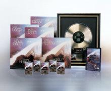 L.Ron Hubbard The Road to Freedom (Út a szabadsághoz) című albuma – a Szcientológiát kifejező alkotás, amely aranylemez lett.