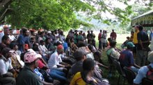 Papua New Guinea Volunteer Ministers help thousands in a single day, with packed seminars becoming a matter of course.