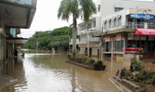 Fiji's April 2012 floods were the worst in decades, causing $71.3 million in damage.