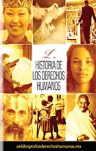 Folleto de la Historia de los Derechos Humanos