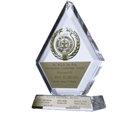 W.E.B. DuBois-Auszeichnung für Außergewöhnliche Führungsqualitäten – NAACP L.Ron Hubbard verliehen, für seine humanitäre Arbeit auf den Gebieten der Ausbildung und der Lesefähigkeit.