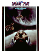 """«Космос 2000»— от французских читателей.  Награда, присуждённая Л.РонуХаббарду за его десятитомник «Миссия """"Земля""""» по итогам голосования французских, бельгийских и швейцарских читателей."""