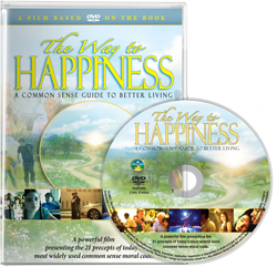 The Way to Happiness Film DVD