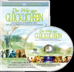 """Film-DVD """"Der Weg zum Glücklichsein"""""""