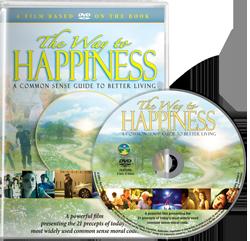 DVD del film ElCamino a la Felicidad