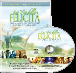 DVD del Film La Via della Felicità