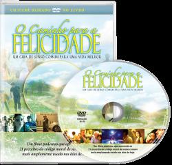 DVD do Filme de O Caminho para a Felicidade